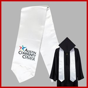 Domestic Graduation Dye Sublimation Stole
